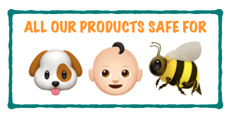 We Use Safe Products